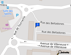 Carte Appartement1